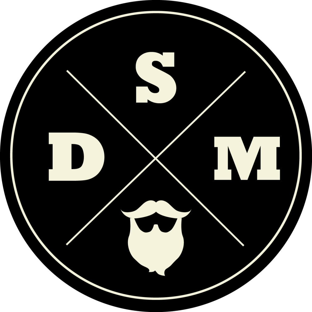 dont shave in may LOGO